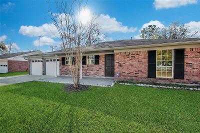 Baytown Single Family Home For Sale: 124 Honeysuckle Drive
