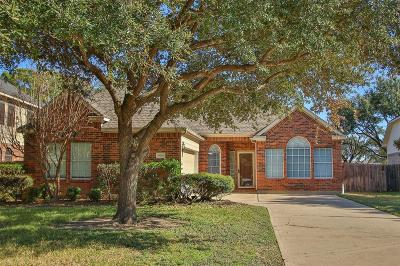 Houston Single Family Home For Sale: 9218 Angelas Meadow Lane