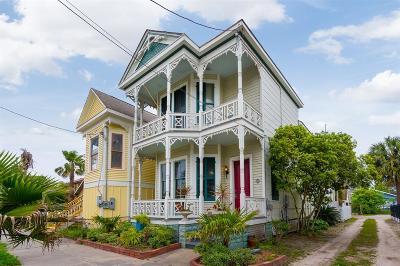 Single Family Home For Sale: 2328 Avenue O