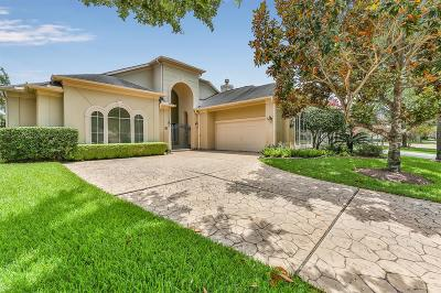 Houston Single Family Home For Sale: 6 Blooming Grove Lane