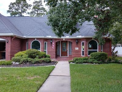 Humble Single Family Home For Sale: 20723 Atascocita Shores Drive