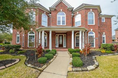 Missouri City Single Family Home For Sale: 3003 Cape Blanco