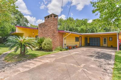 South Houston Single Family Home For Sale: 1313 Avenue H