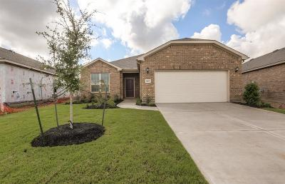 Richmond Single Family Home For Sale: 507 Emory Peak Drive