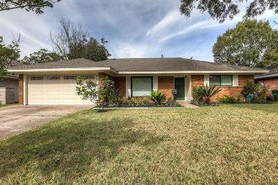 Houston Single Family Home For Sale: 1170 Chamboard Lane
