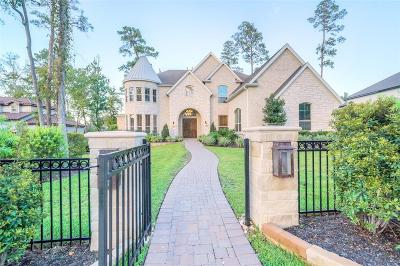 The Woodlands Single Family Home For Sale: 42 Blairs Way