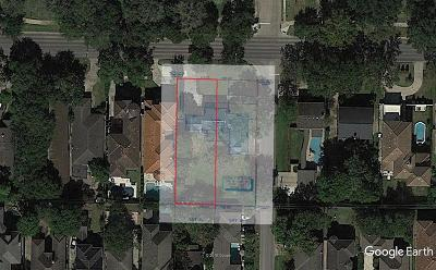 Bellaire Residential Lots & Land For Sale: 4901 Bellaire Boulevard