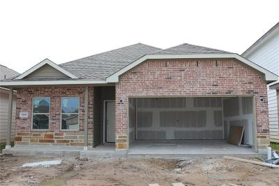 Galveston County, Harris County Single Family Home For Sale: 7206 Foxtail Meadow Court
