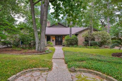 Houston Single Family Home For Sale: 10803 Saint Marys Lane