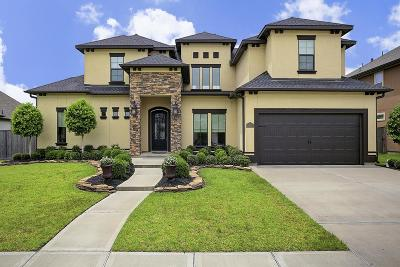 Friendswood Single Family Home For Sale: 1810 Sterling Creek Drive