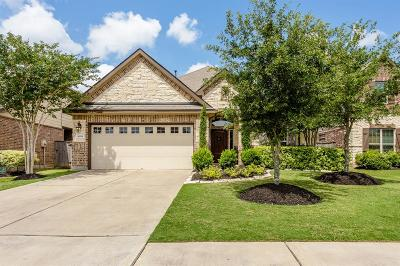 Cinco Ranch Single Family Home For Sale: 4814 Sequoia Park Lane