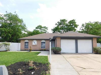 Houston Single Family Home For Sale: 15415 Markwood Court