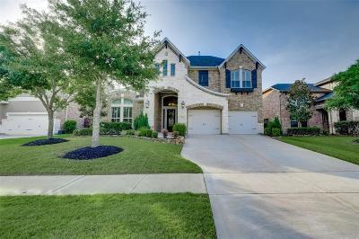Fulshear Single Family Home For Sale: 5115 Kenton Place Lane