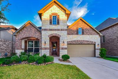Humble Single Family Home For Sale: 17310 Upper Ridge Lane