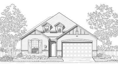 Manvel Single Family Home For Sale: 4425 Mesquite Terrace