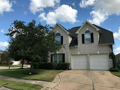 Manvel Single Family Home For Sale: 18 Palomar Drive