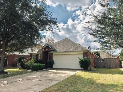 Single Family Home For Sale: 16207 Fleethaven Ln