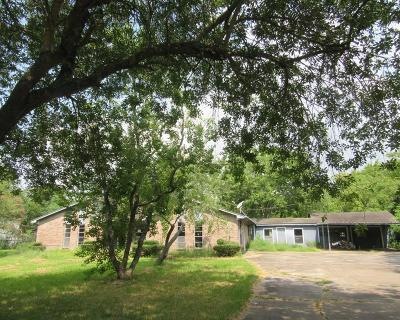 Alvin Single Family Home For Sale: 2257 County Road 206
