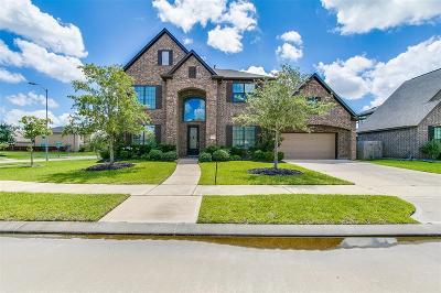 Katy Single Family Home For Sale: 4303 Bandera Branch Lane