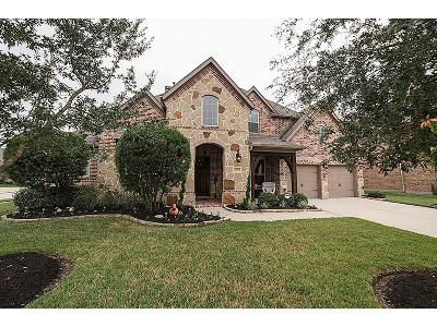 Manvel Single Family Home For Sale: 4103 Sage Brush Court