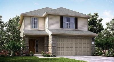 New Caney Single Family Home For Sale: 23717 Via Maria Drive
