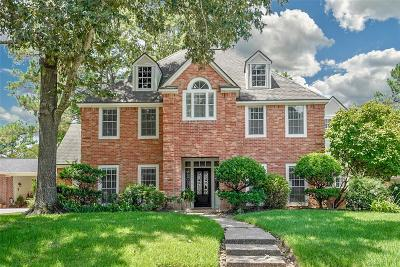 Kingwood Single Family Home For Sale: 1807 Dewberry Brook Court