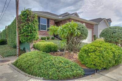 Galveston Single Family Home For Sale: 7301 Magnolia Court