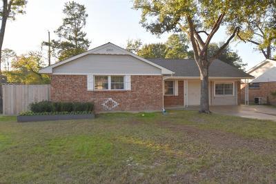 Houston Single Family Home For Sale: 2003 Manila Lane