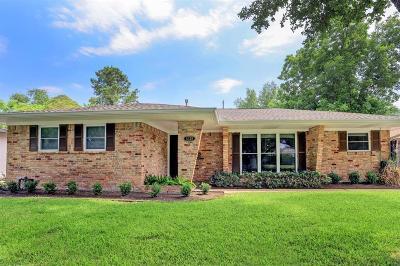 Houston Single Family Home For Sale: 5319 Carew Street