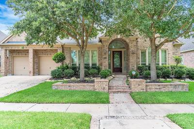 Cypress Single Family Home For Sale: 18610 Gail Shore Drive