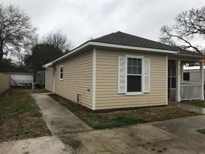 Bacliff Rental For Rent: 4422 7th Street