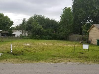 Residential Lots & Land For Sale: 1821 W 15th Street