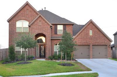 Pearland Single Family Home For Sale: 3003 Sunrise Run Lane