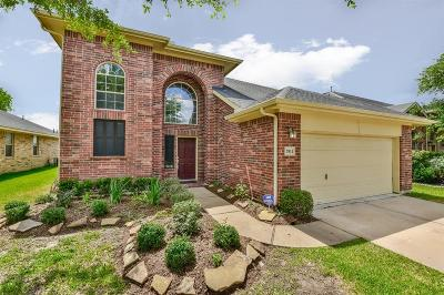 Houston Single Family Home For Sale: 7911 Crystal Moon Drive