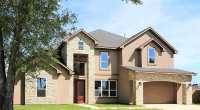 Tomball Single Family Home For Sale: 8807 Sedgemoor Drive