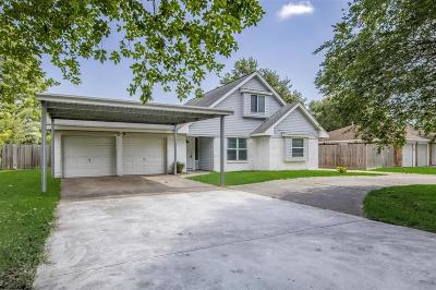 Kemah Single Family Home For Sale: 2014 Monterrey Street