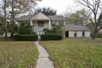 Conroe TX Single Family Home For Sale: $79,000