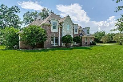 Richmond Single Family Home For Sale: 4119 Pembrooke Way