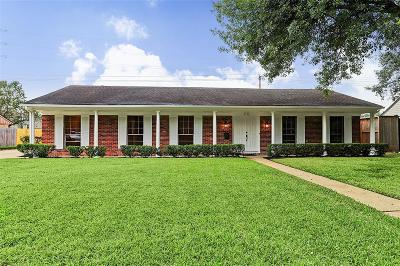 Houston Single Family Home For Sale: 5710 Willowbend Boulevard