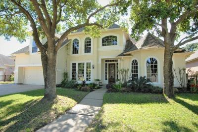 Katy Single Family Home For Sale: 2210 Wild Dunes Circle
