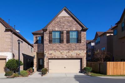 Kingwood Single Family Home For Sale: 2727 Kings Retreat Circle
