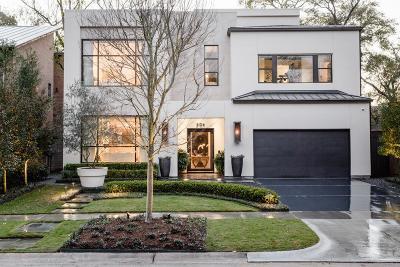 Houston Single Family Home For Sale: 3106 Ferndale Street