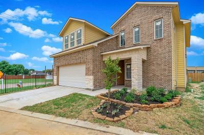 Houston Single Family Home For Sale: 14630 Sanour Drive