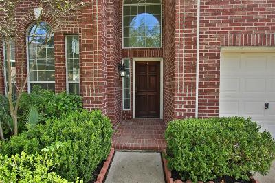 Pearland Single Family Home For Sale: 2909 Fountain Brook Court