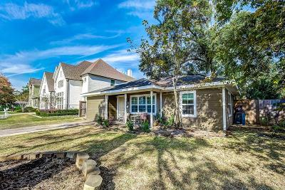 Houston Single Family Home For Sale: 1750 De Milo Drive