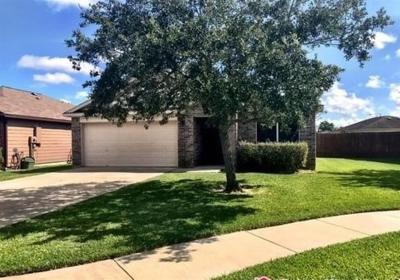 Texas City Single Family Home For Sale: 2616 2616 Tuna Circle Circle
