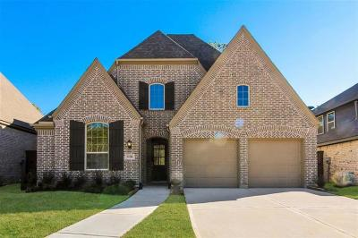 Humble Single Family Home For Sale: 12406 Pierson Hollow