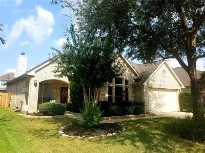 Pearland Single Family Home For Sale: 2408 Sunfire Lane