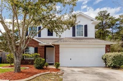 Humble Single Family Home For Sale: 9210 Sorrento Court