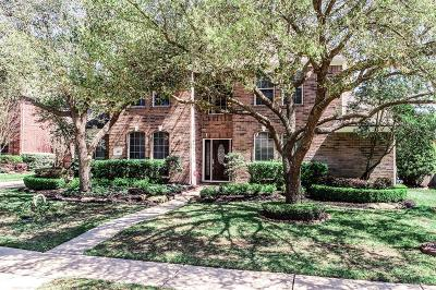 Cinco Ranch Single Family Home For Sale: 4407 Autumn Mist Court